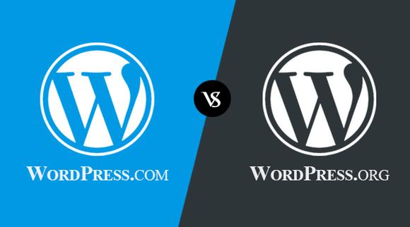 WordPress.com Vs ili WordPress.org