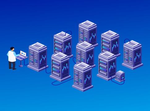 developer instalira lokalni server