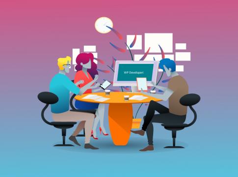 developeri rade optimizaciju web-stranice za tražilice
